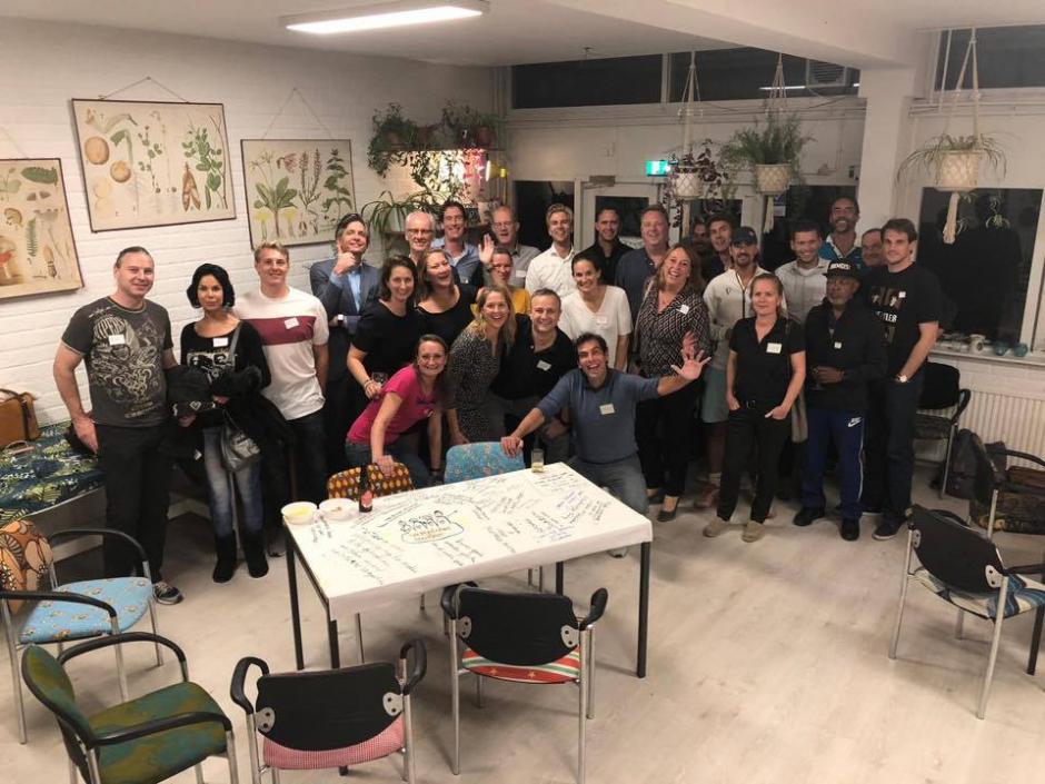 Brain-Set-Match bijeenkomst oktober 2018